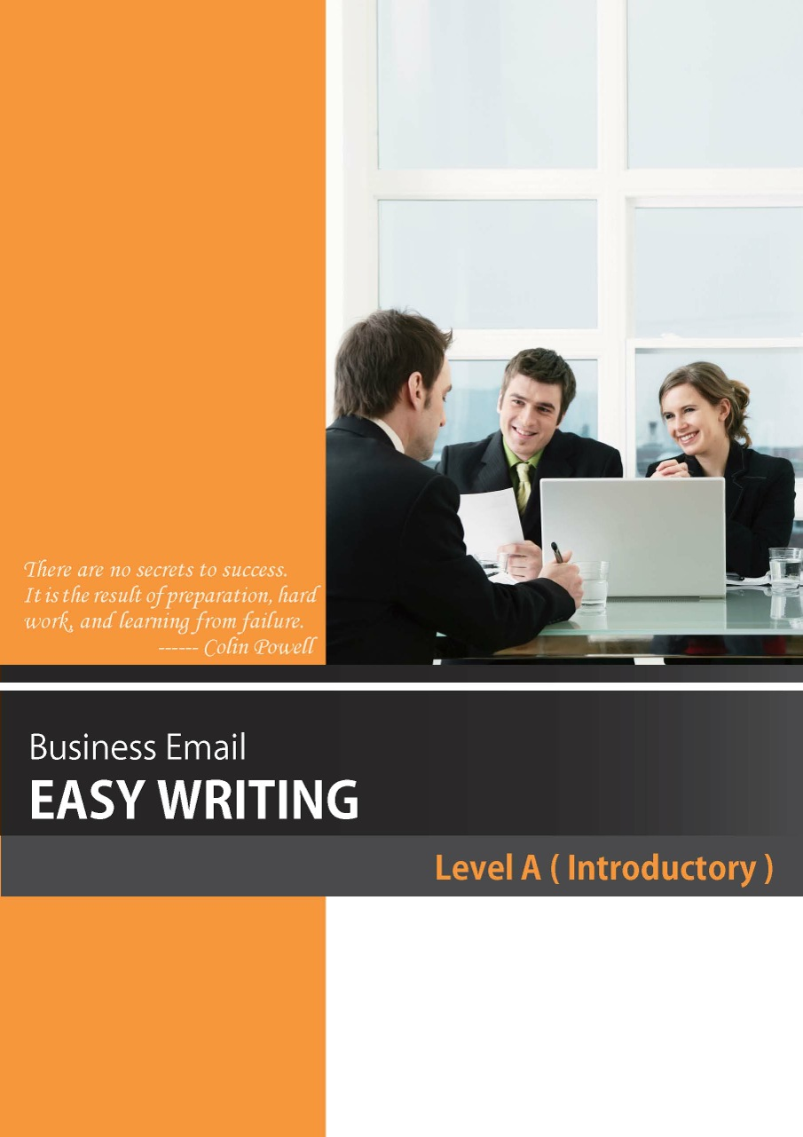 Easy Writing Level A
