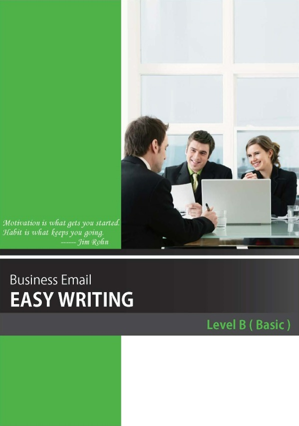 Easy Writing Level B