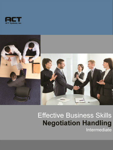 Negotiation Handling Intermediate