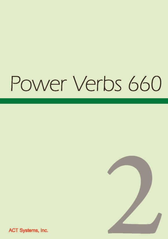 Power Verbs 660 Book 2